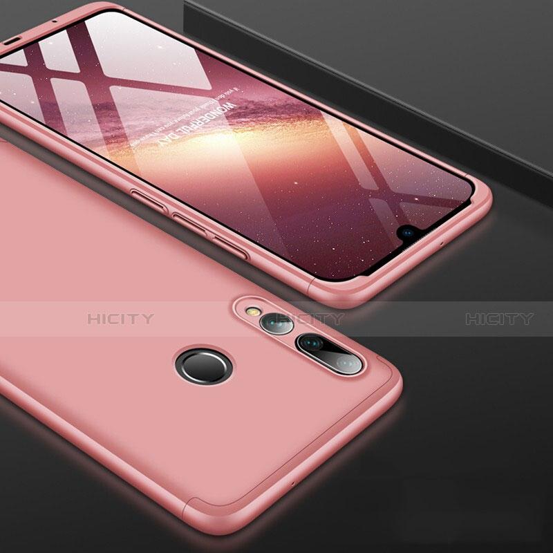 Coque Plastique Mat Protection Integrale 360 Degres Avant et Arriere Etui Housse pour Huawei Honor 20 Lite Or Rose Plus