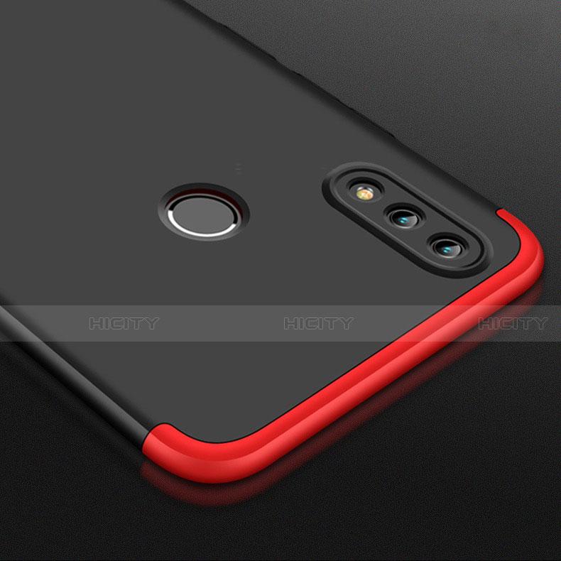 Coque Plastique Mat Protection Integrale 360 Degres Avant et Arriere Etui Housse pour Huawei Honor 8X Plus