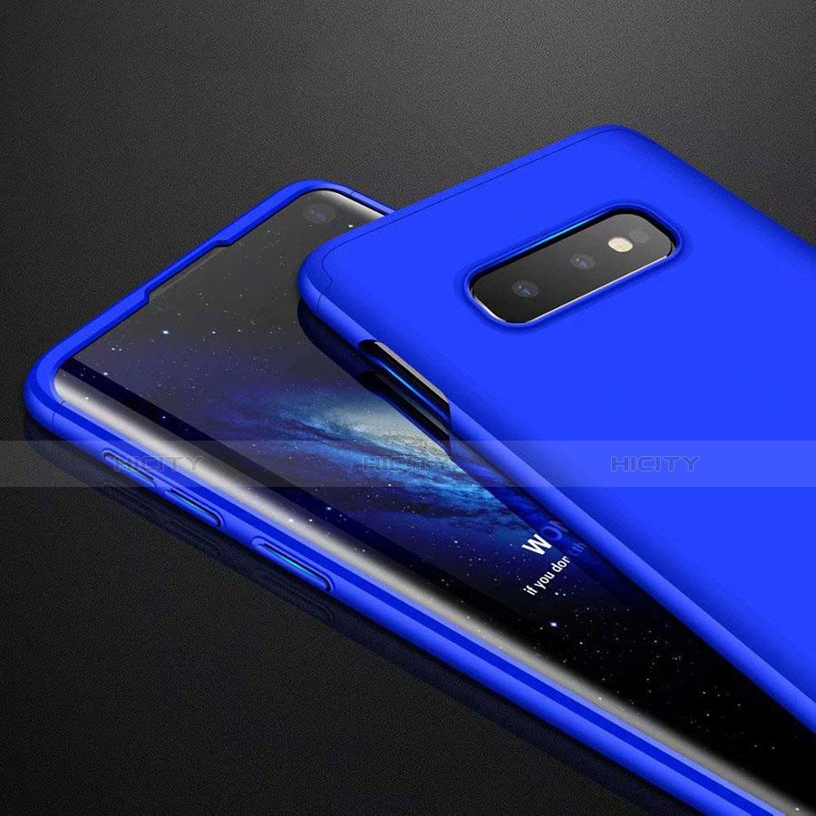 Coque Plastique Mat Protection Integrale 360 Degres Avant et Arriere Etui Housse pour Samsung Galaxy S10e Plus