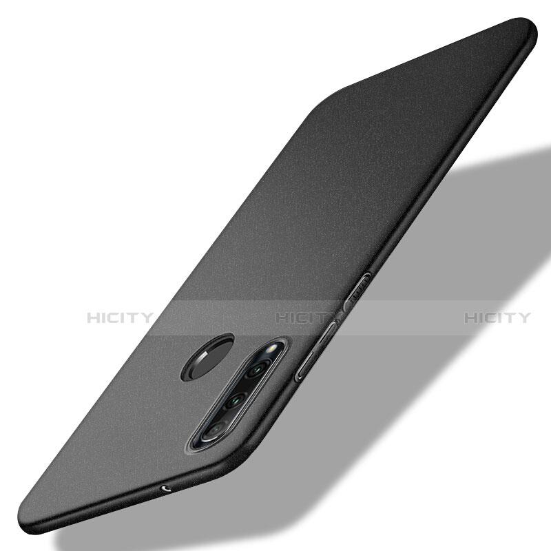 Coque Plastique Rigide Etui Housse Mat M02 pour Huawei Honor 20 Lite Noir Plus