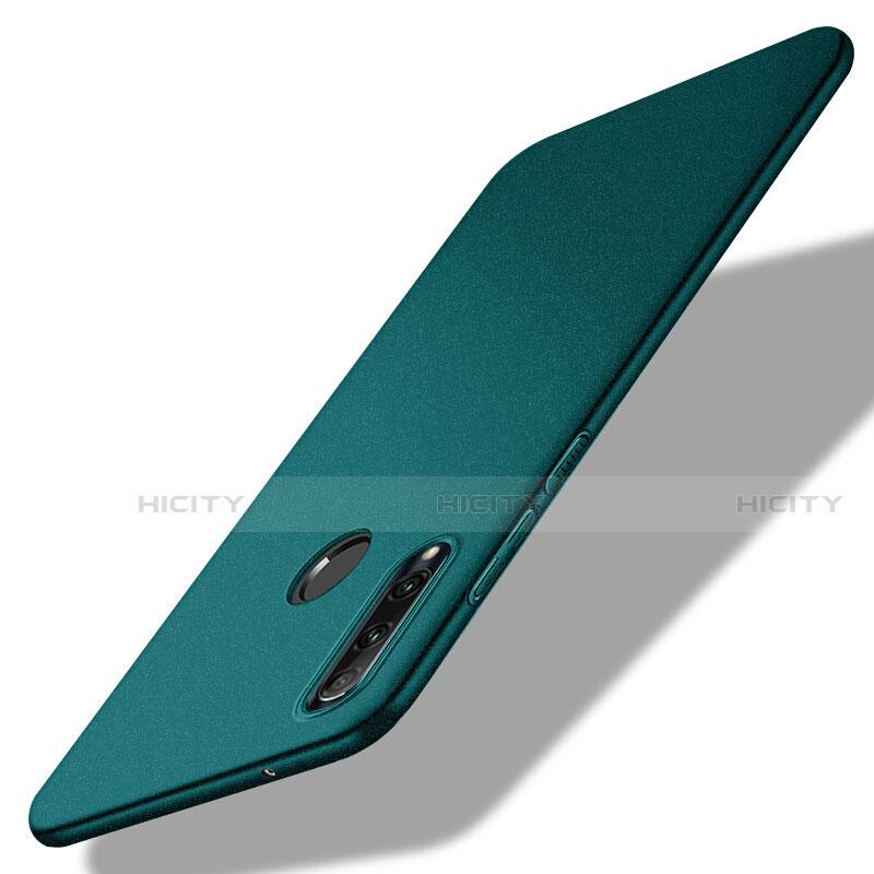 Coque Plastique Rigide Etui Housse Mat M02 pour Huawei Honor 20 Lite Vert Plus