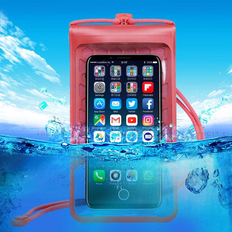 Coque Pochette Etanche Waterproof Universel W15 Plus