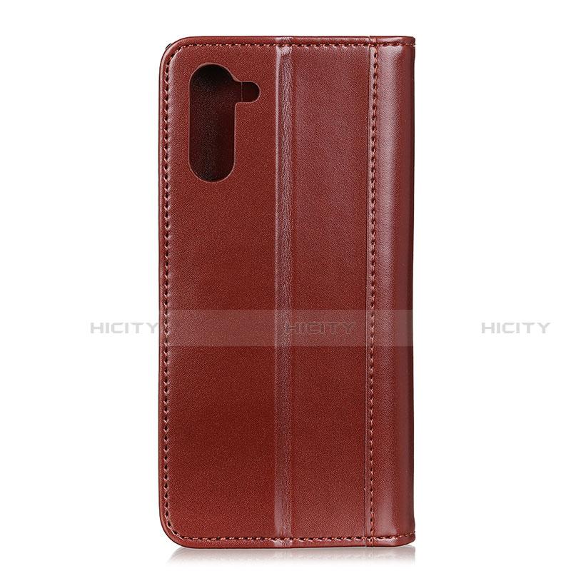 Coque Portefeuille Livre Cuir Etui Clapet L01 pour Oppo Reno3 A Plus