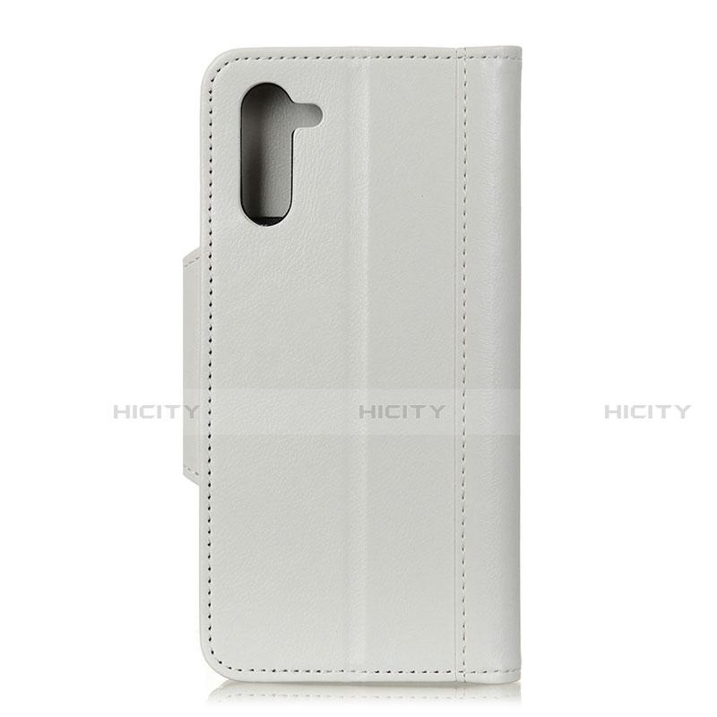 Coque Portefeuille Livre Cuir Etui Clapet L02 pour Oppo Reno3 A Plus