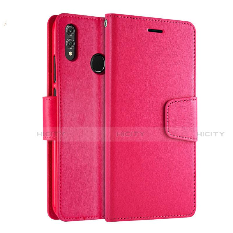 Coque Portefeuille Livre Cuir Etui Clapet L03 pour Huawei Honor 8X Plus