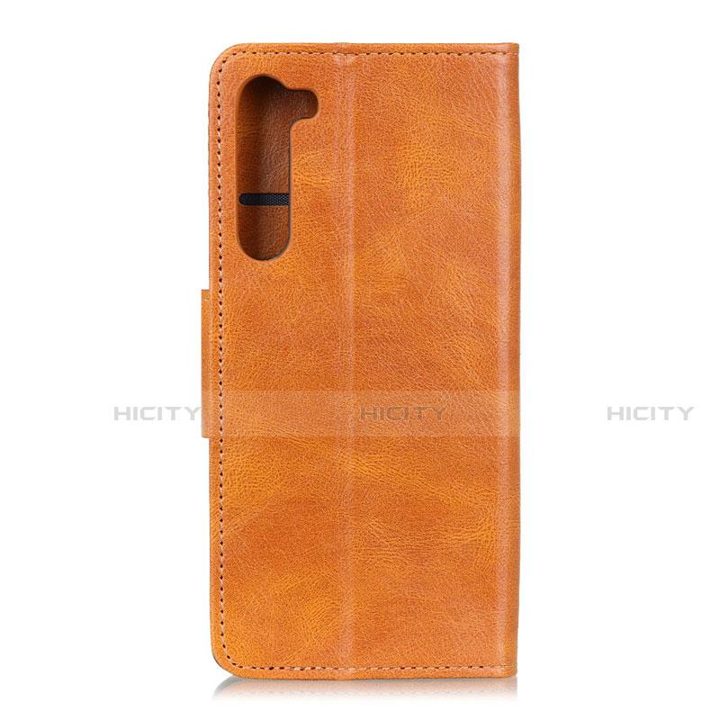Coque Portefeuille Livre Cuir Etui Clapet L03 pour Oppo Reno3 A Plus