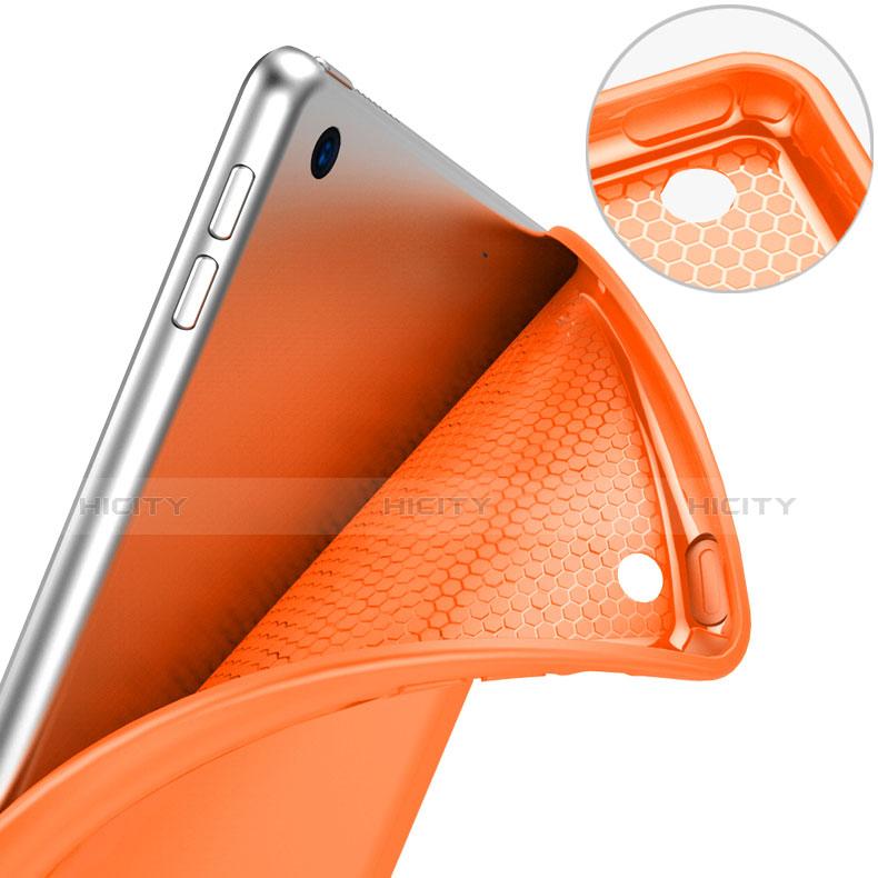 Coque Portefeuille Livre Cuir Etui Clapet L04 pour Apple iPad Mini 5 (2019) Plus