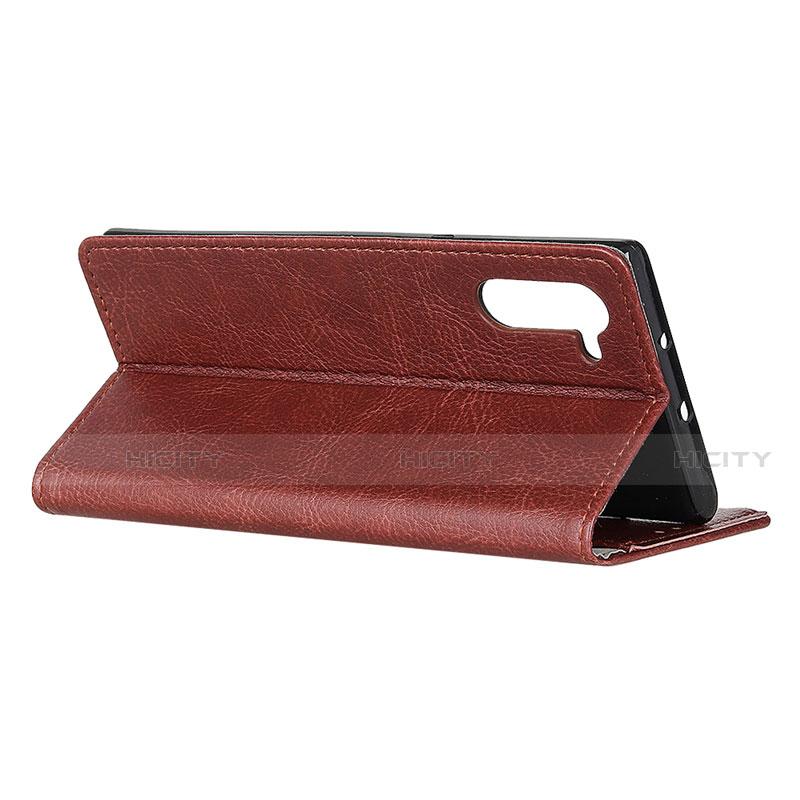 Coque Portefeuille Livre Cuir Etui Clapet L04 pour Oppo Reno3 A Plus
