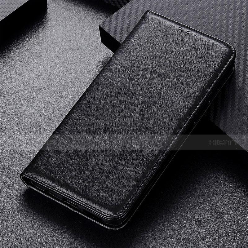 Coque Portefeuille Livre Cuir Etui Clapet L05 pour Motorola Moto G9 Plus Noir Plus