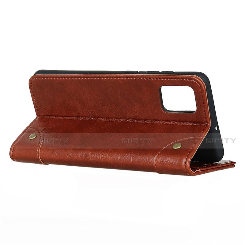 Coque Portefeuille Livre Cuir Etui Clapet L06 pour Motorola Moto G9 Plus Plus