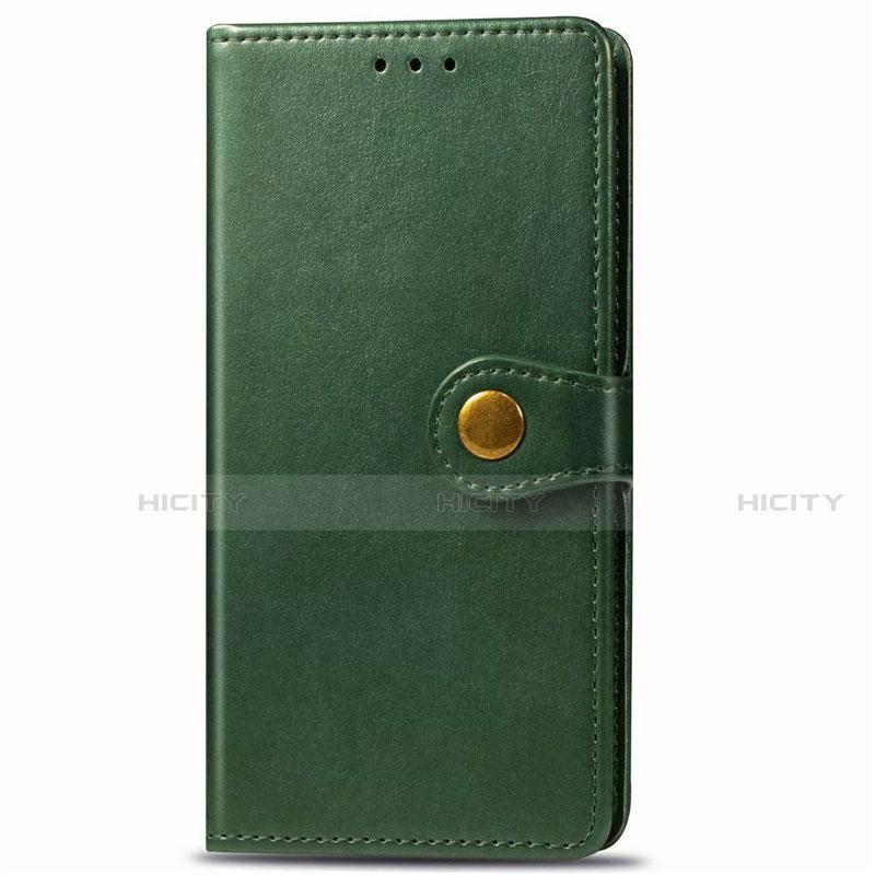 Coque Portefeuille Livre Cuir Etui Clapet L06 pour Oppo Reno3 A Plus