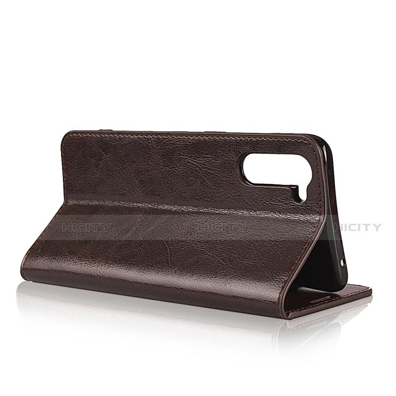 Coque Portefeuille Livre Cuir Etui Clapet L07 pour Oppo Reno3 A Plus