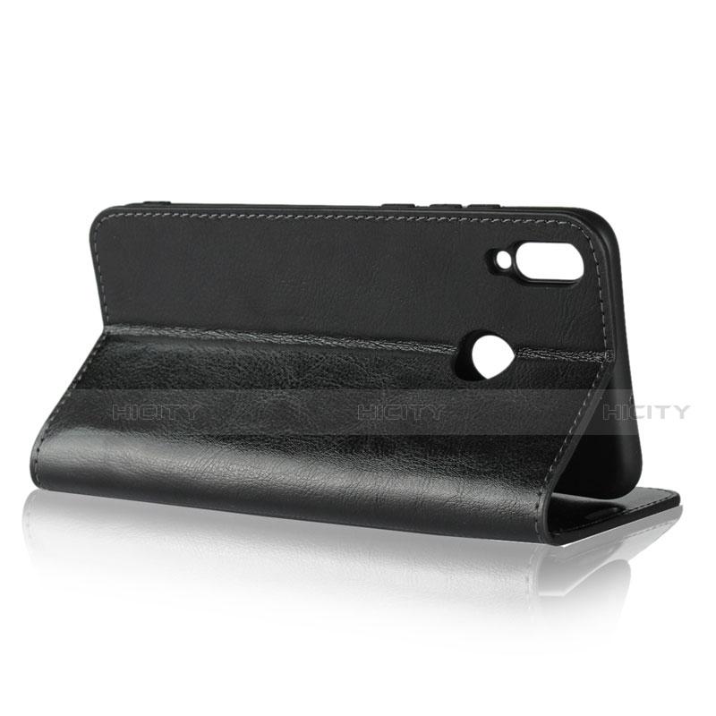 Coque Portefeuille Livre Cuir Etui Clapet L08 pour Huawei Honor 8X Plus