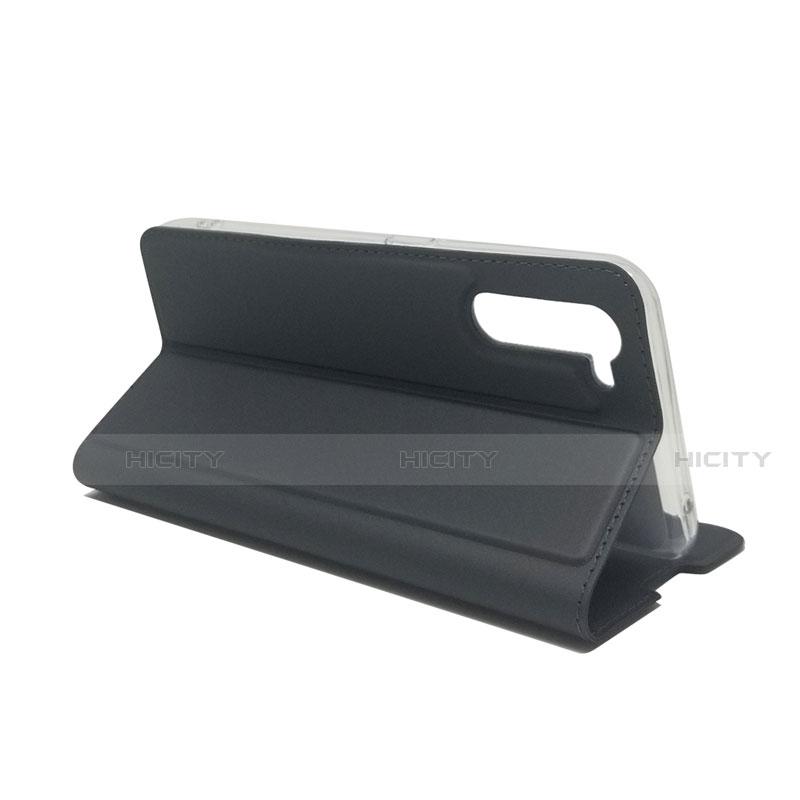 Coque Portefeuille Livre Cuir Etui Clapet L09 pour Oppo Reno3 A Plus