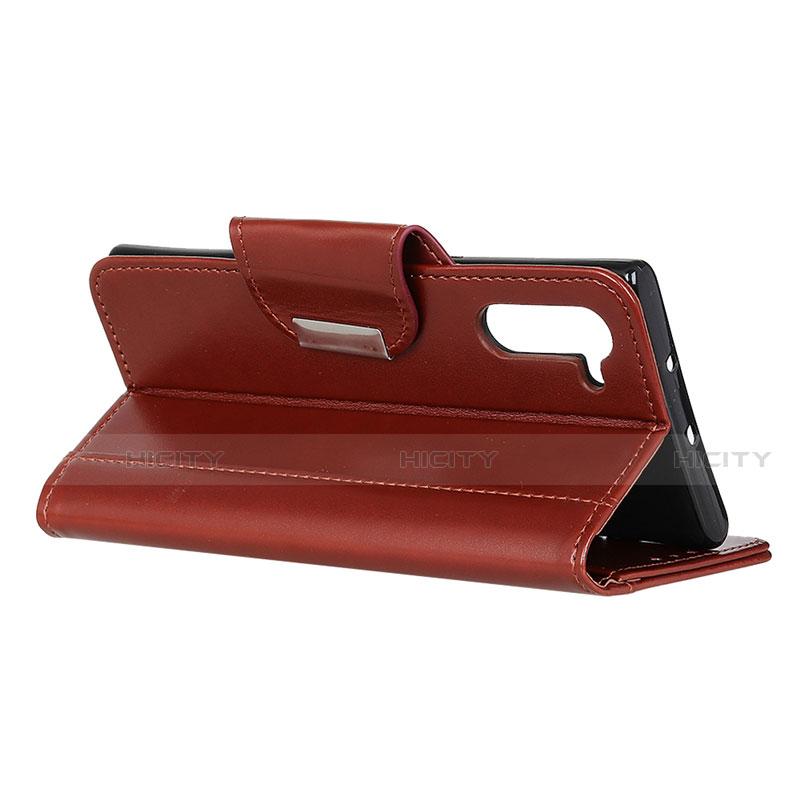 Coque Portefeuille Livre Cuir Etui Clapet L10 pour Oppo Reno3 A Plus