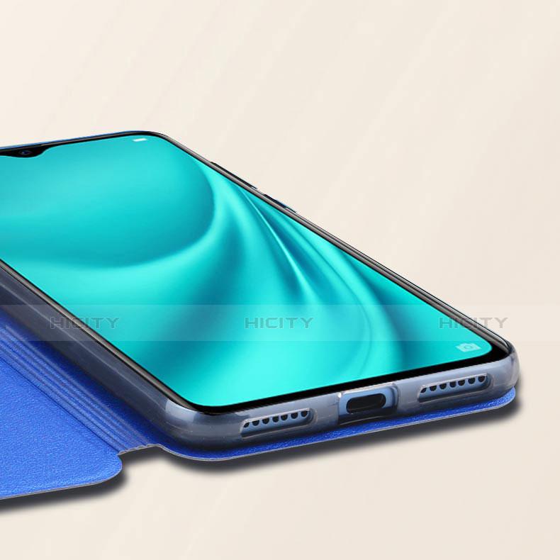 Coque Portefeuille Livre Cuir Etui Clapet pour Oppo RX17 Neo Plus