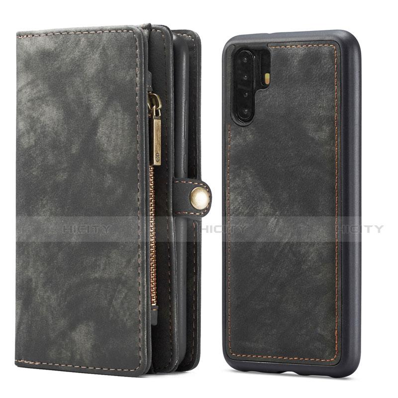 Coque Portefeuille Livre Cuir Etui Clapet T03 pour Huawei P30 Pro Plus