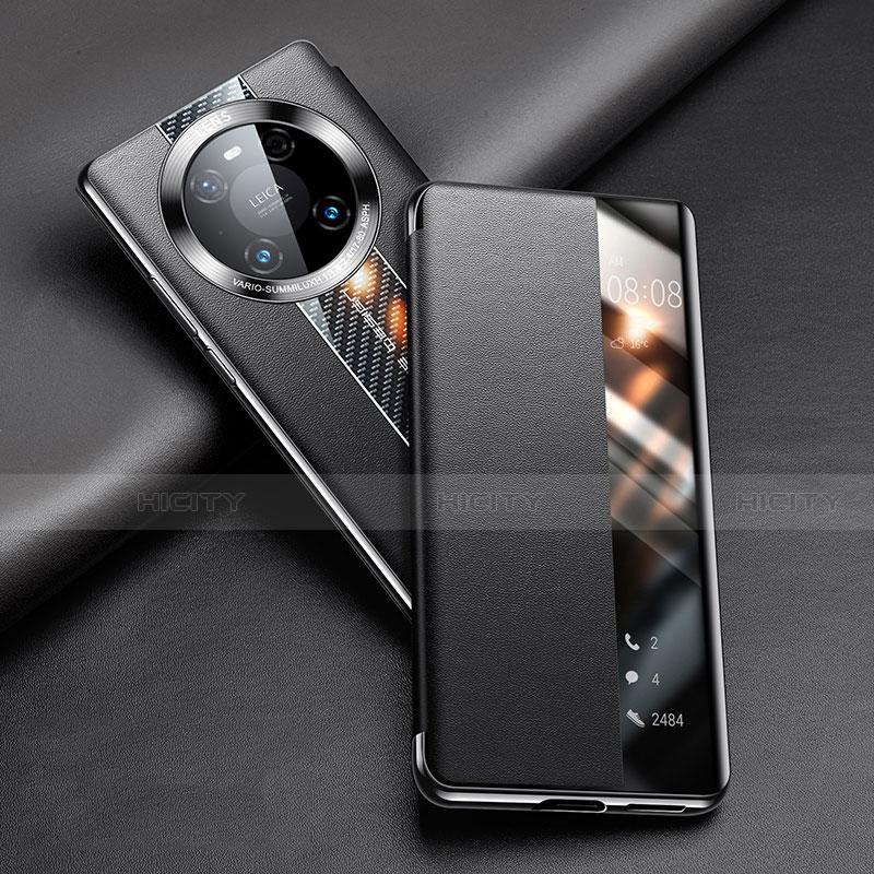 Coque Portefeuille Livre Cuir Etui Clapet T04 pour Huawei Mate 40 Pro Plus
