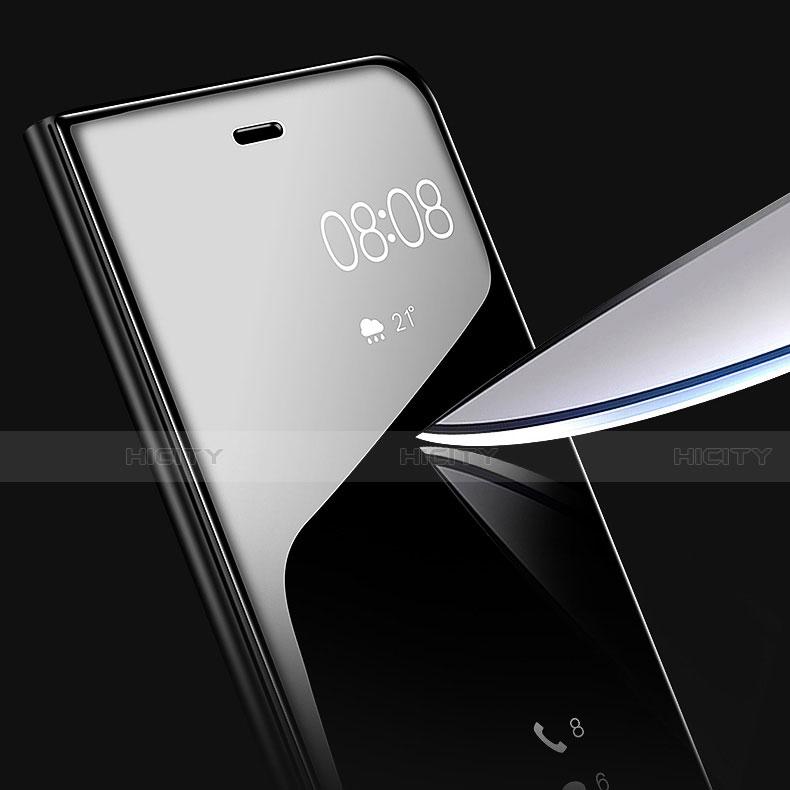 Coque Portefeuille Livre Cuir Miroir Housse Etui Clapet pour Huawei Honor 20 Lite Plus