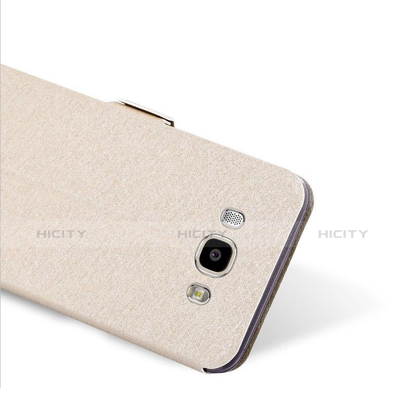 Coque Portefeuille Livre Cuir pour Samsung Galaxy J7 (2016) J710F J710FN Plus