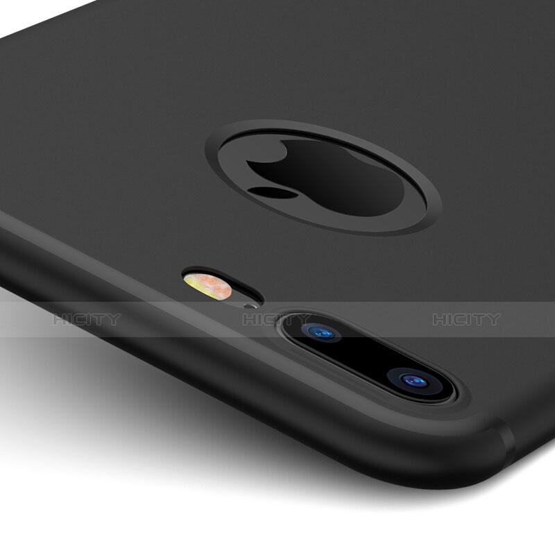 Coque Silicone avec Trou Souple Couleur Unie pour Apple iPhone 8 ...