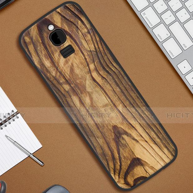 Coque Silicone Housse Etui Gel Line pour Nokia 8110 (2018) Plus