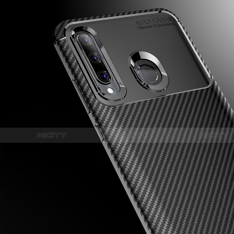 Coque Silicone Housse Etui Gel Serge pour Huawei Honor 20 Lite Plus