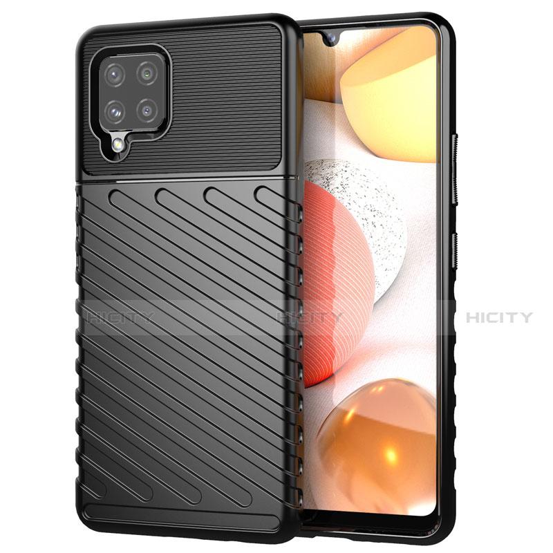 Coque Silicone Housse Etui Gel Serge S01 pour Samsung Galaxy A42 5G Plus