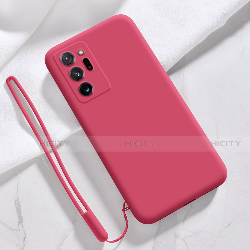 Coque Ultra Fine Silicone Souple 360 Degres Housse Etui N03 pour Samsung Galaxy Note 20 Ultra 5G Plus