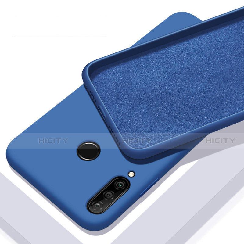 Coque Ultra Fine Silicone Souple 360 Degres Housse Etui pour Huawei Honor 20 Lite Bleu Plus