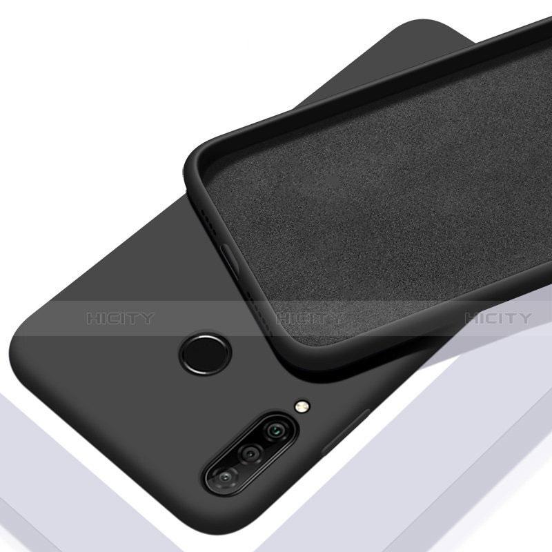 Coque Ultra Fine Silicone Souple 360 Degres Housse Etui pour Huawei Honor 20 Lite Noir Plus