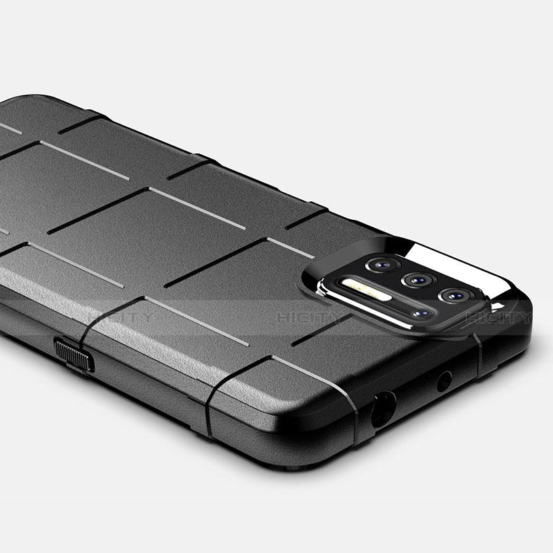Coque Ultra Fine Silicone Souple 360 Degres Housse Etui pour Motorola Moto G9 Plus Plus