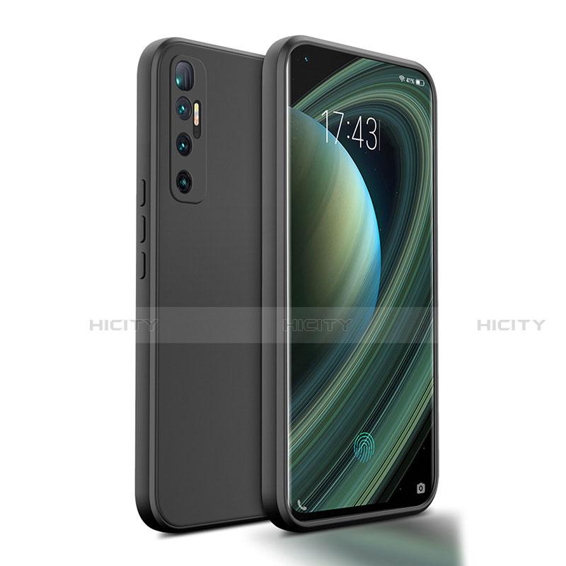 Coque Ultra Fine Silicone Souple 360 Degres Housse Etui S01 pour Xiaomi Mi 10 Ultra Noir Plus