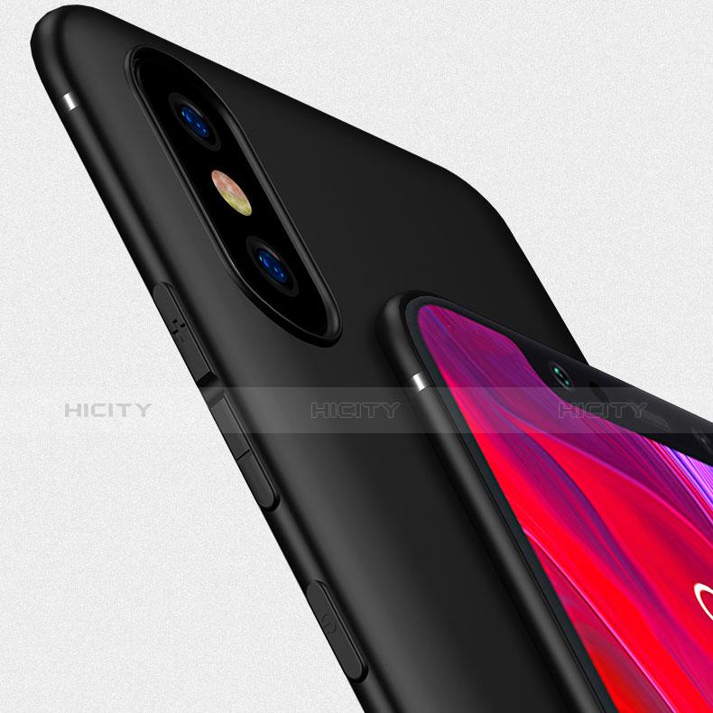 Coque Ultra Fine Silicone Souple Housse Etui S03 pour Xiaomi Mi 8 Explorer Plus