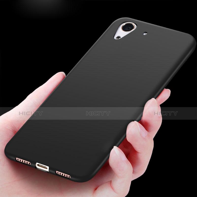 Coque Ultra Fine Silicone Souple pour Huawei Y6 II 5.5 Noir
