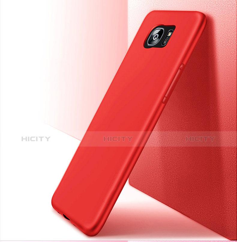 Coque Ultra Fine Silicone Souple R03 pour Samsung Galaxy S7 Edge ...
