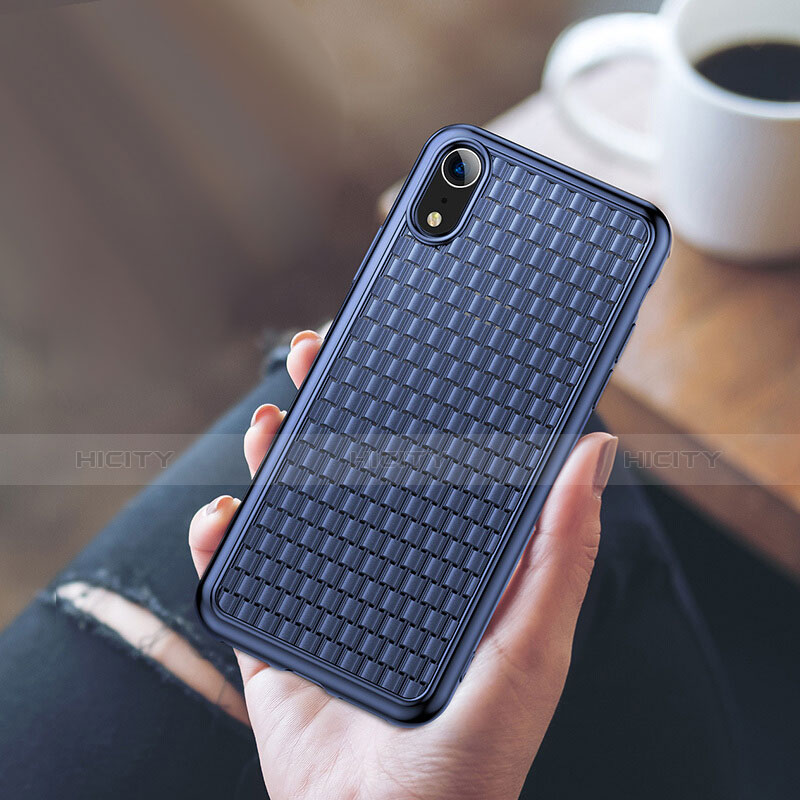 coque iphone xr silicone ultra fine