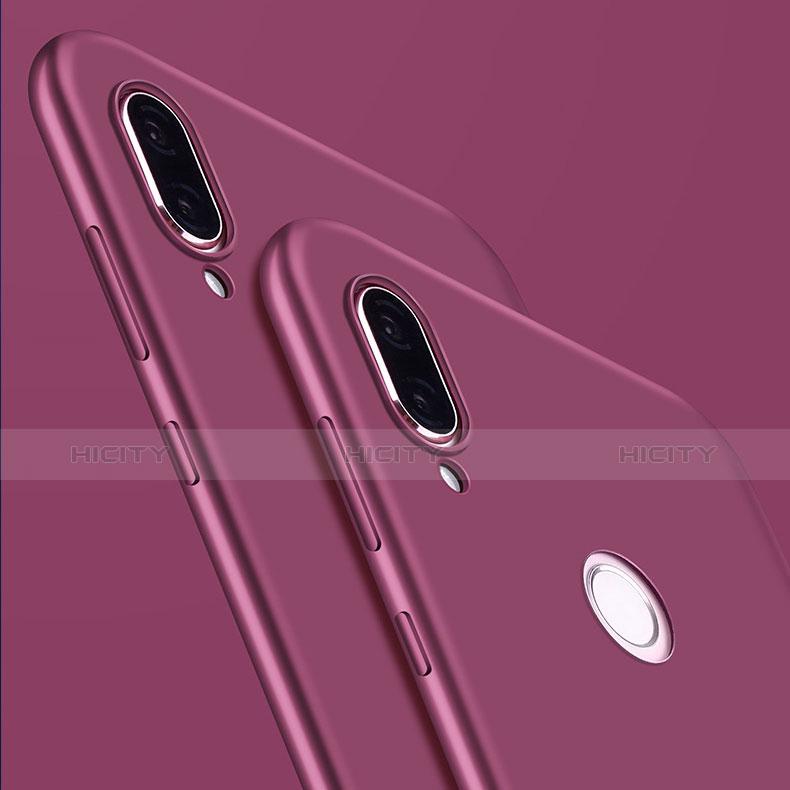 Coque Ultra Fine Silicone Souple S03 pour Huawei P20 Lite Violet Plus