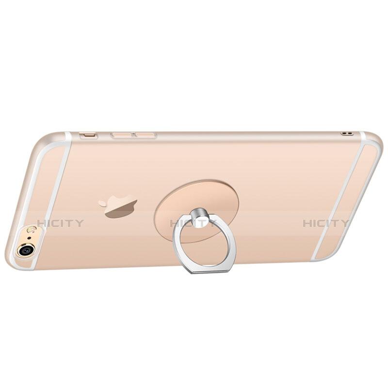 coque iphone 6 transparente avec anneau