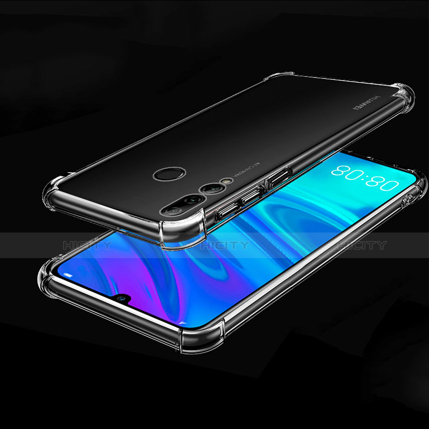 Coque Ultra Fine TPU Souple Housse Etui Transparente H01 pour Huawei Honor 20 Lite Clair Plus
