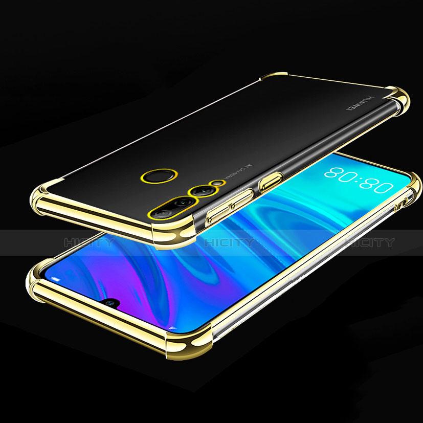 Coque Ultra Fine TPU Souple Housse Etui Transparente H01 pour Huawei Honor 20 Lite Or Plus