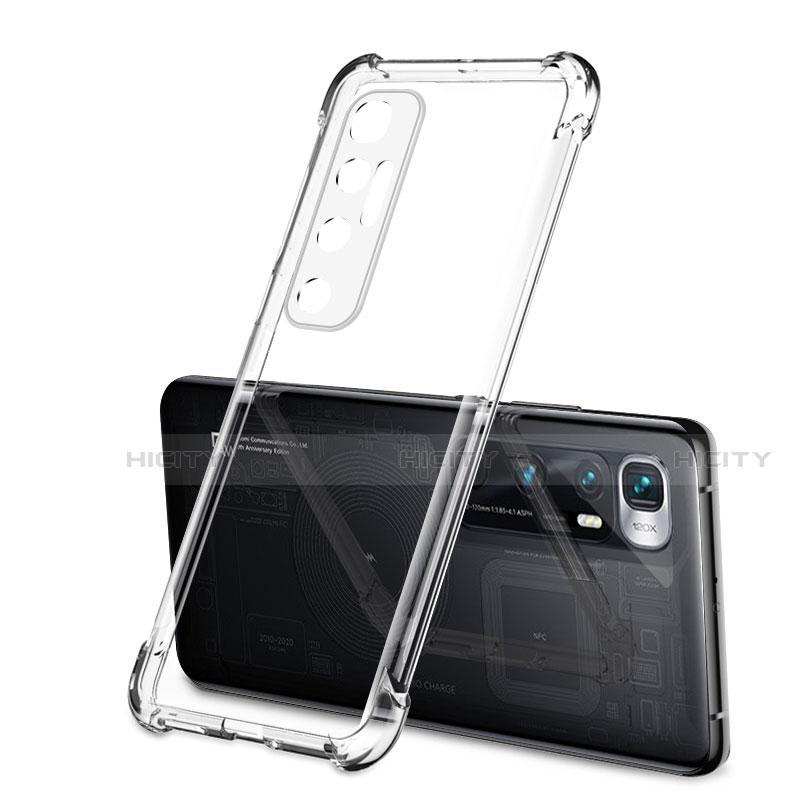 Coque Ultra Fine TPU Souple Housse Etui Transparente H01 pour Xiaomi Mi 10 Ultra Clair Plus