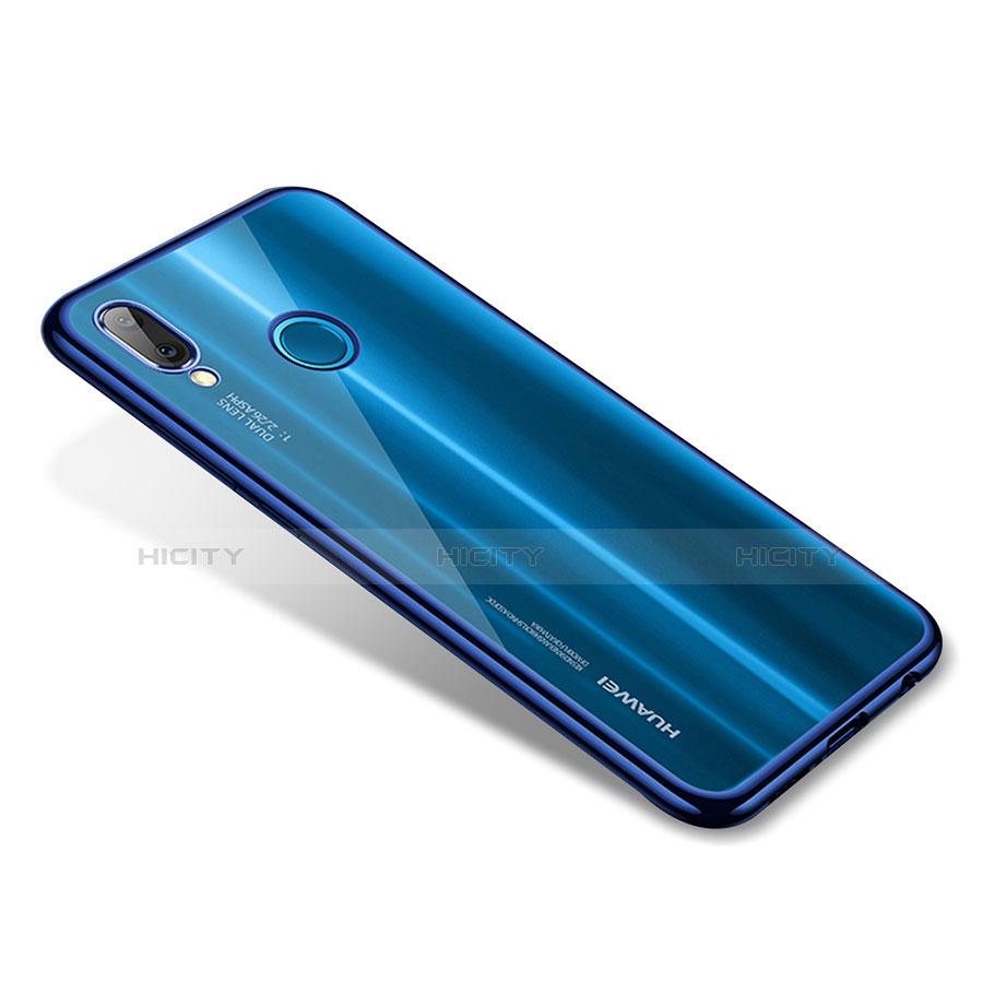 huawei p20 lite bleu coque