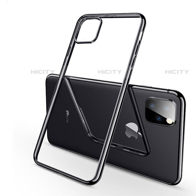 Coque Ultra Fine TPU Souple Housse Etui Transparente H03 pour Apple iPhone 11 Pro Plus