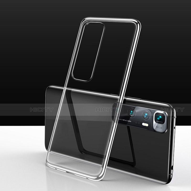 Coque Ultra Fine TPU Souple Housse Etui Transparente H03 pour Xiaomi Mi 10 Ultra Clair Plus