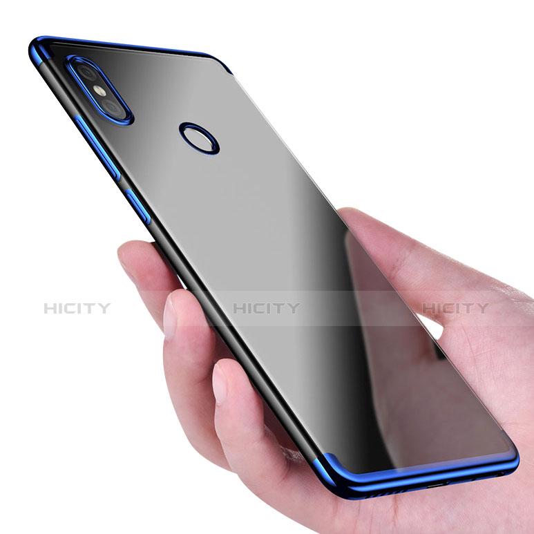 Coque Ultra Fine TPU Souple Housse Etui Transparente H04 pour Xiaomi Mi A2 Plus