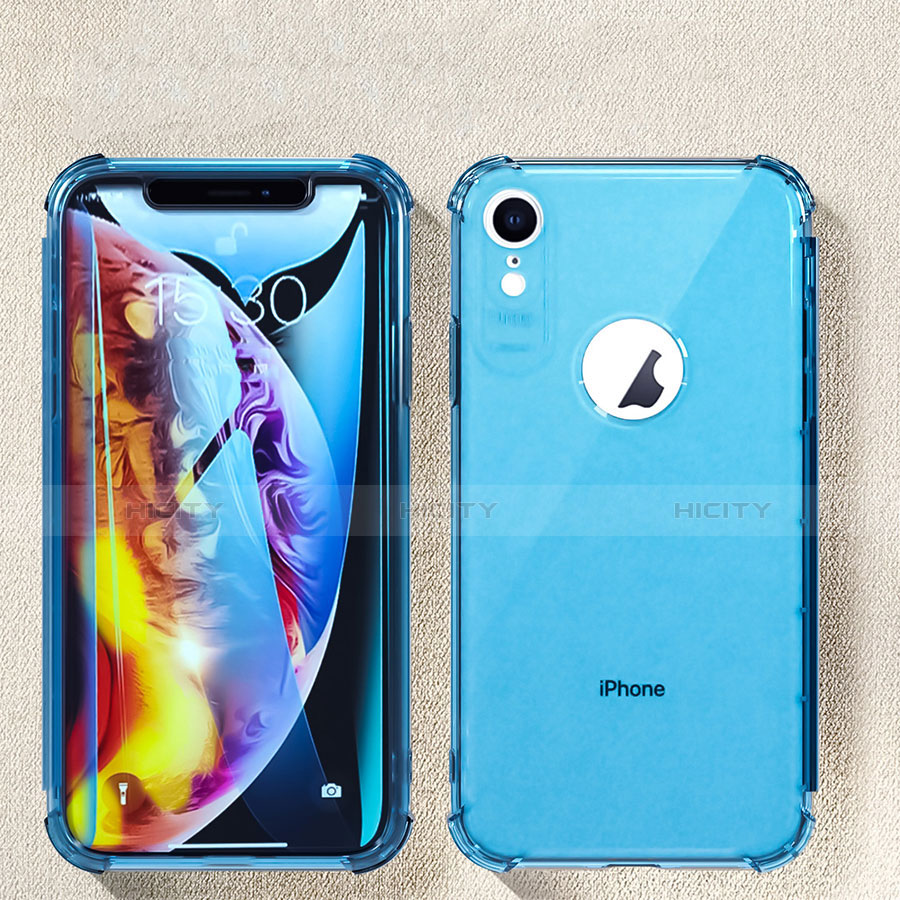 coque iphone xr souple fine