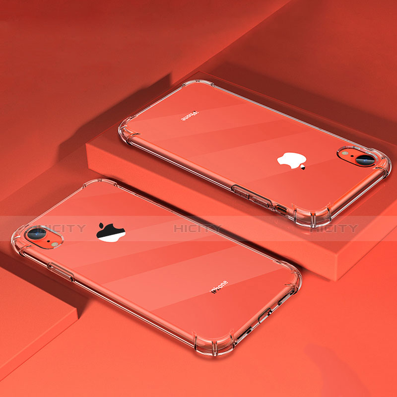 coque ultra fine tpu souple transparente hc02 pour apple iphone xr clair 36458 plus 2