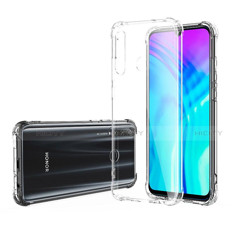 Coque Ultra Fine TPU Souple Transparente T02 pour Huawei Honor 20 Lite Clair Plus