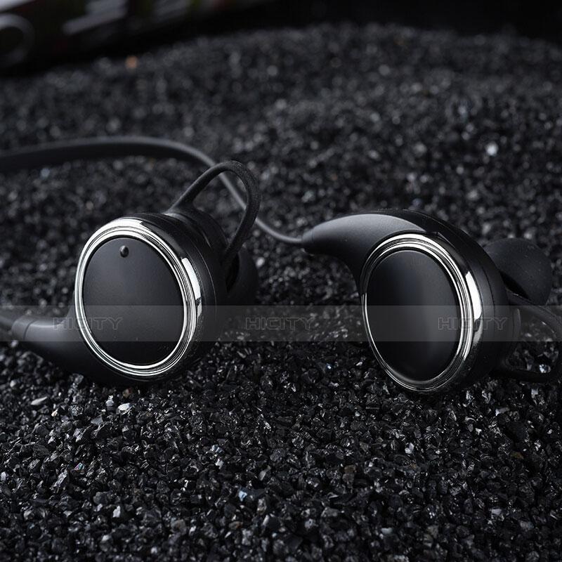 Ecouteur Casque Sport Bluetooth Stereo Intra-auriculaire Sans fil Oreillette H42 Noir Plus